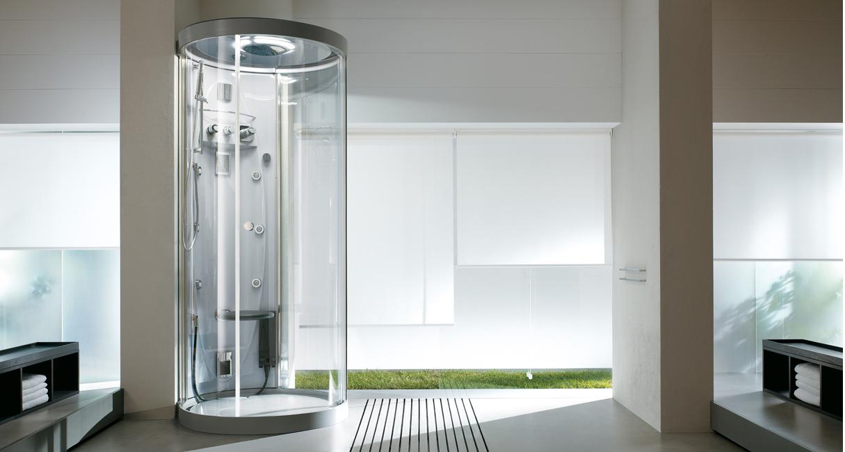 Come scegliere un box doccia fra tanti modelli aziende news - Box doccia tre lati leroy merlin ...