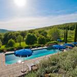 Turismo relax nelle ville con piscina in Toscana