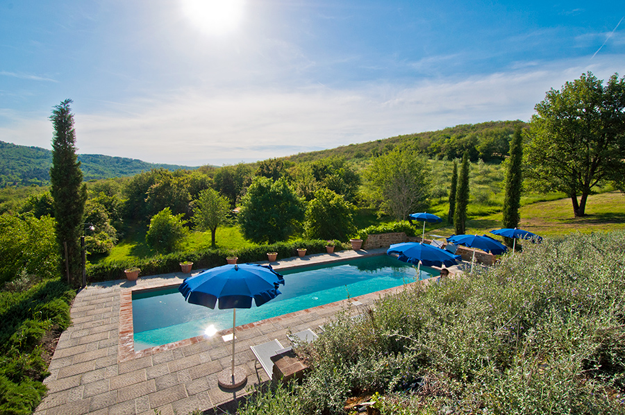 Turismo relax nelle ville con piscina in toscana aziende - B b con piscina toscana ...