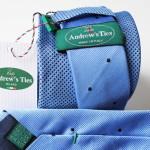 La vendita di cravatte online ha un punto di riferimento: Andrew's Ties