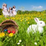 Cioccolata e foto regali per Pasqua