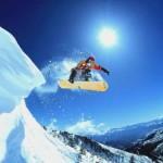 Snowboard di fine stagione, dove surfare fino ad aprile inoltrato