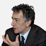 Andrea Casalini ai microfoni di Renato Geremicca nel contesto del Forum Event Industry 2015 di Roma