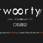 Twoorty, il social network made in Italy