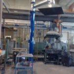 Impianti di aspirazione industriale
