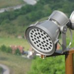 La comodità dei faretti LED