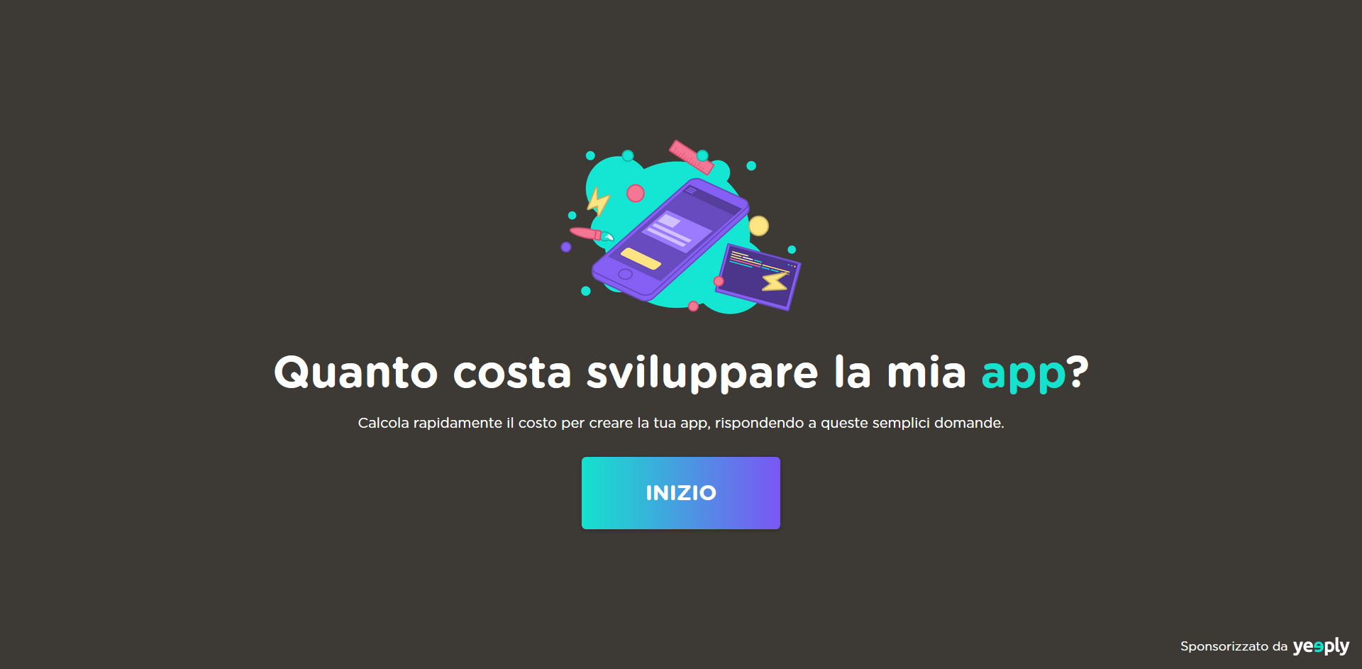 Quanto costa sviluppare app for Quanto costa abbaiare un mantello