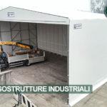 Tensostrutture industriali Civert per le aziende
