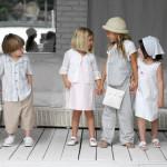 L'amore per il tuo bambino passa anche attraverso l'uso di abbigliamento in cotone 100% biologico