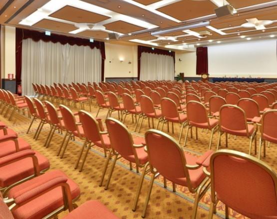 Sala congressi del BEST WESTERN CLASSIC HOTEL di Reggio Emilia
