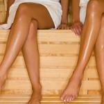 Sauna nei centri benessere