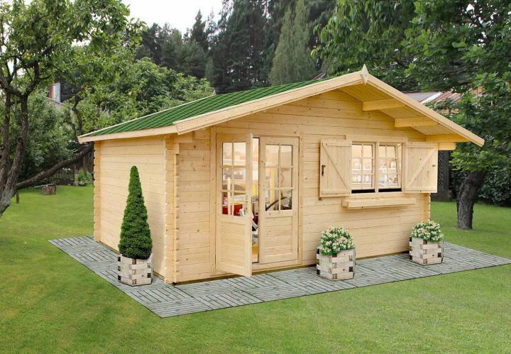 Costruire una casetta in legno aziende news for Immagini di una casa