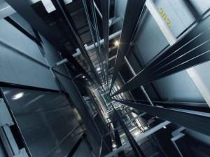 Vano di un ascensore