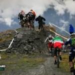 Downhill  tra Piemonte e Valle d' Aosta