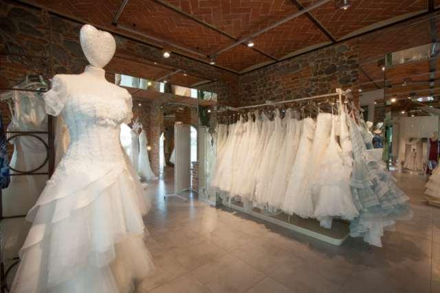 Abiti sposa 2017 Toscana