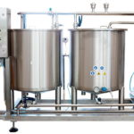 CIP, impianti di pulizia industriale a elevata efficienza