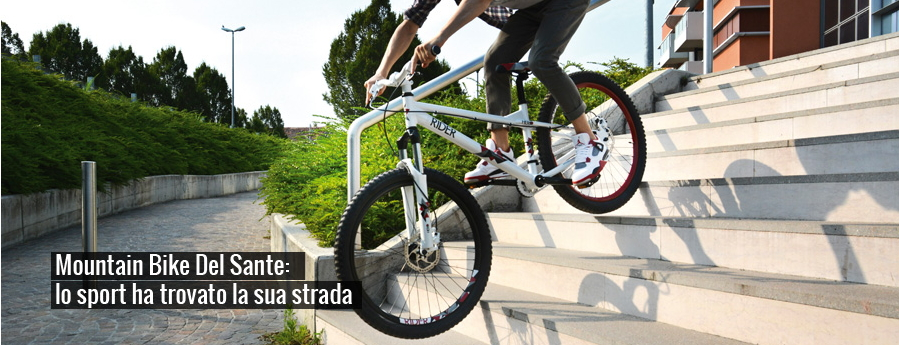 Mountain bike Del Sante
