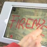 I graffiti a Firenze diventano digitali