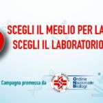 Le Giornate della Prevenzione - esami a costi ridotti l'8 e 9 giugno nei laboratori di analisi