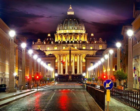 vendita articoli religiosi Galleria San Pietro Roma