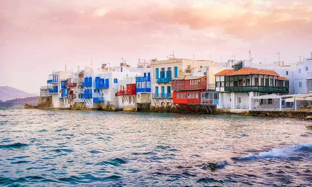 come organizzare una vacanza a Mykonos