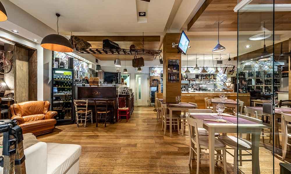 ristorante a Morena Gradisca