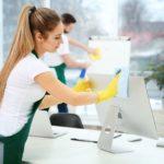Quanto conta la pulizia sul luogo di lavoro?