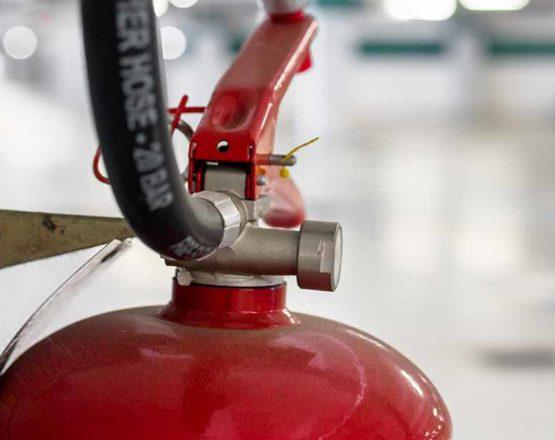 sistemi antincendio roma