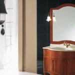 Arredamento del bagno stile inglese