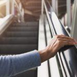 Le scale mobili a Modena snelliscono il traffico pedonale