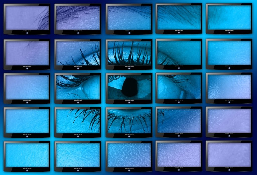monitor digital signage parma