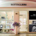 Un blasonato negozio di orologi ad Ischia