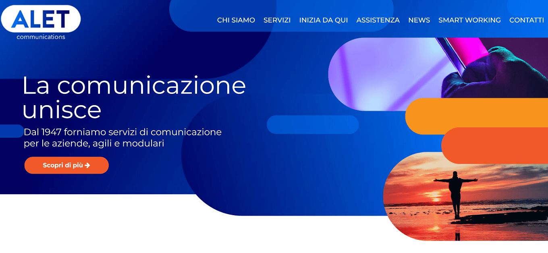 alet azienda italiana di cybersecurity