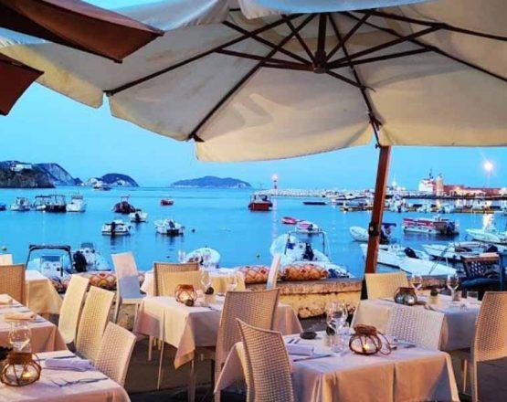 ristorante di pesce il Rifugio dei Naviganti